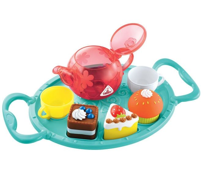 Image of Badelegetøj fra Eearly Learning Center - Bathtime Tea Party (ELC-TOY27)