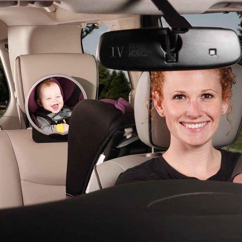 Image of Bagsædespejl fra Diono - Bagudvendt autostol - Easy View (DNO-SAF13)