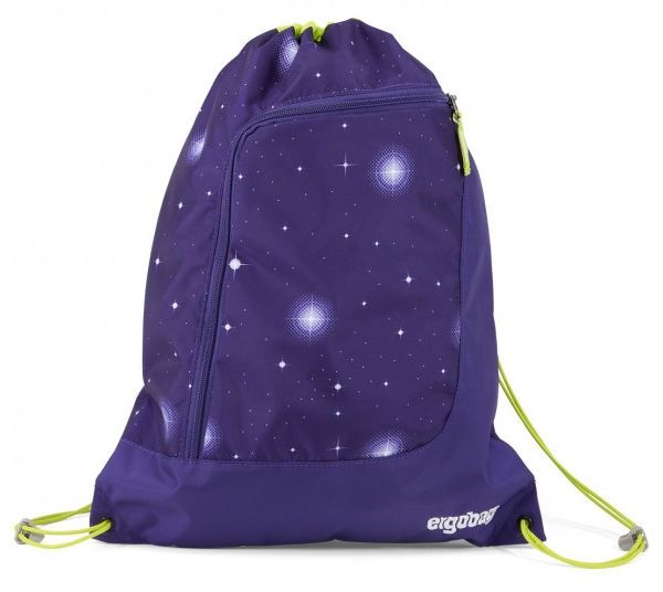 Image of Gym bag til Ergobag Prime - Galaxy Glow Purple (eba-spo-001-9b8)