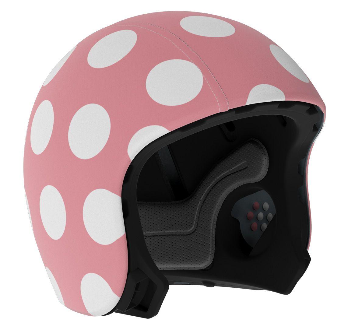 Skin / overtræk til cykelhjelm fra EGG - Dorothy