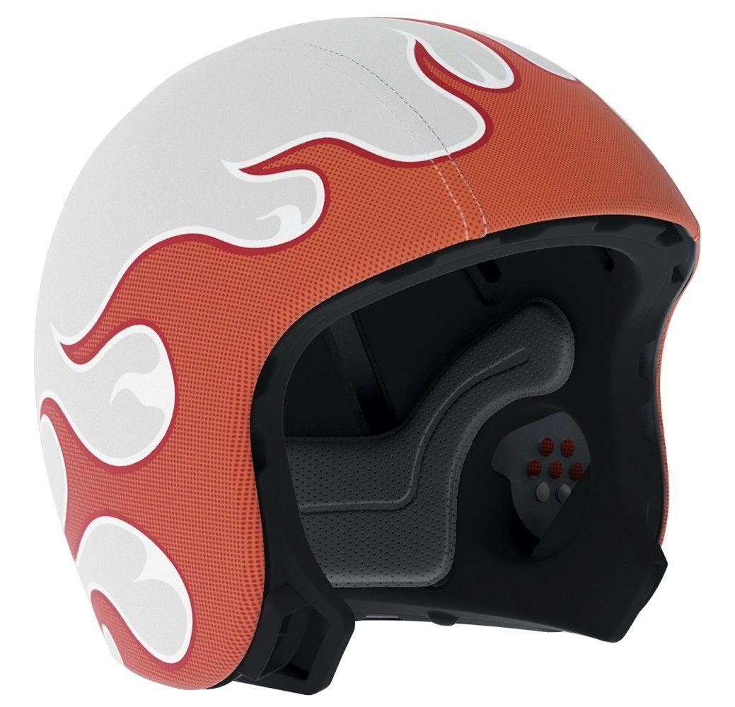 Skin / overtræk til cykelhjelm fra EGG - Dante