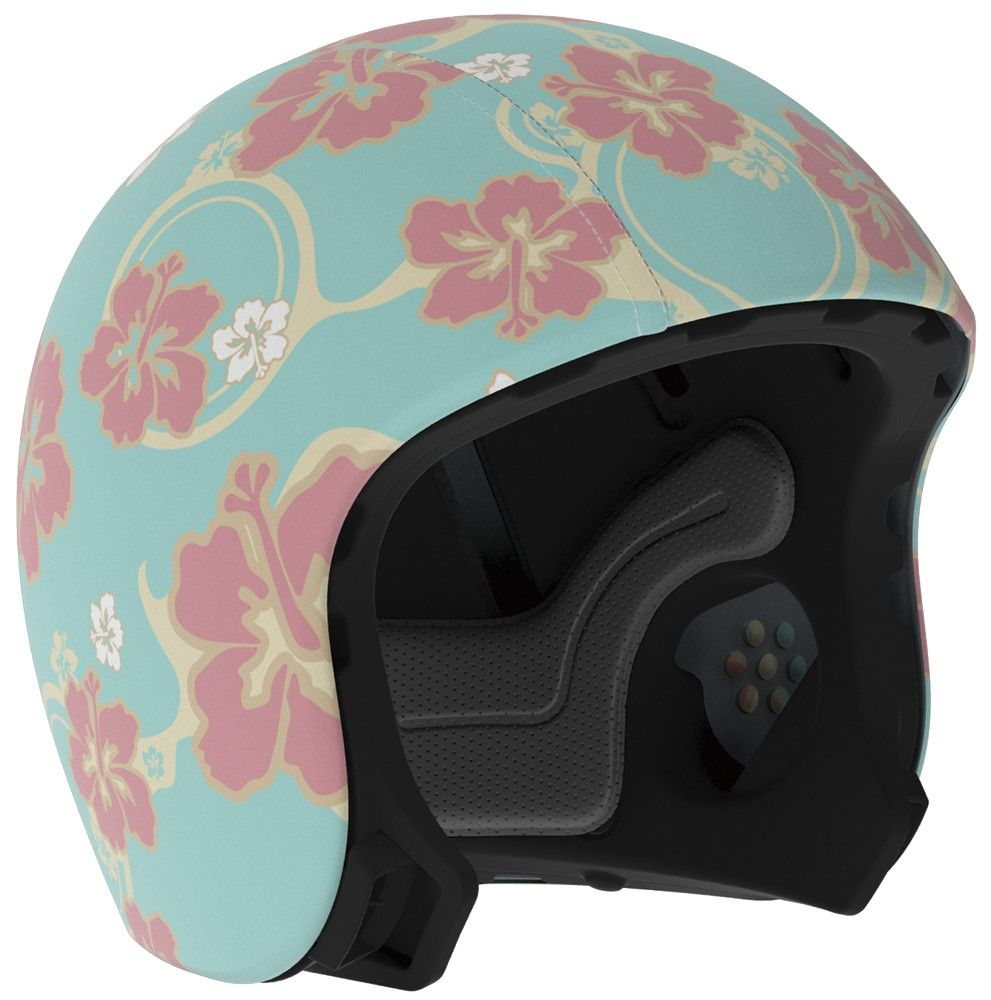 Skin / overtræk til cykelhjelm fra EGG - Pua