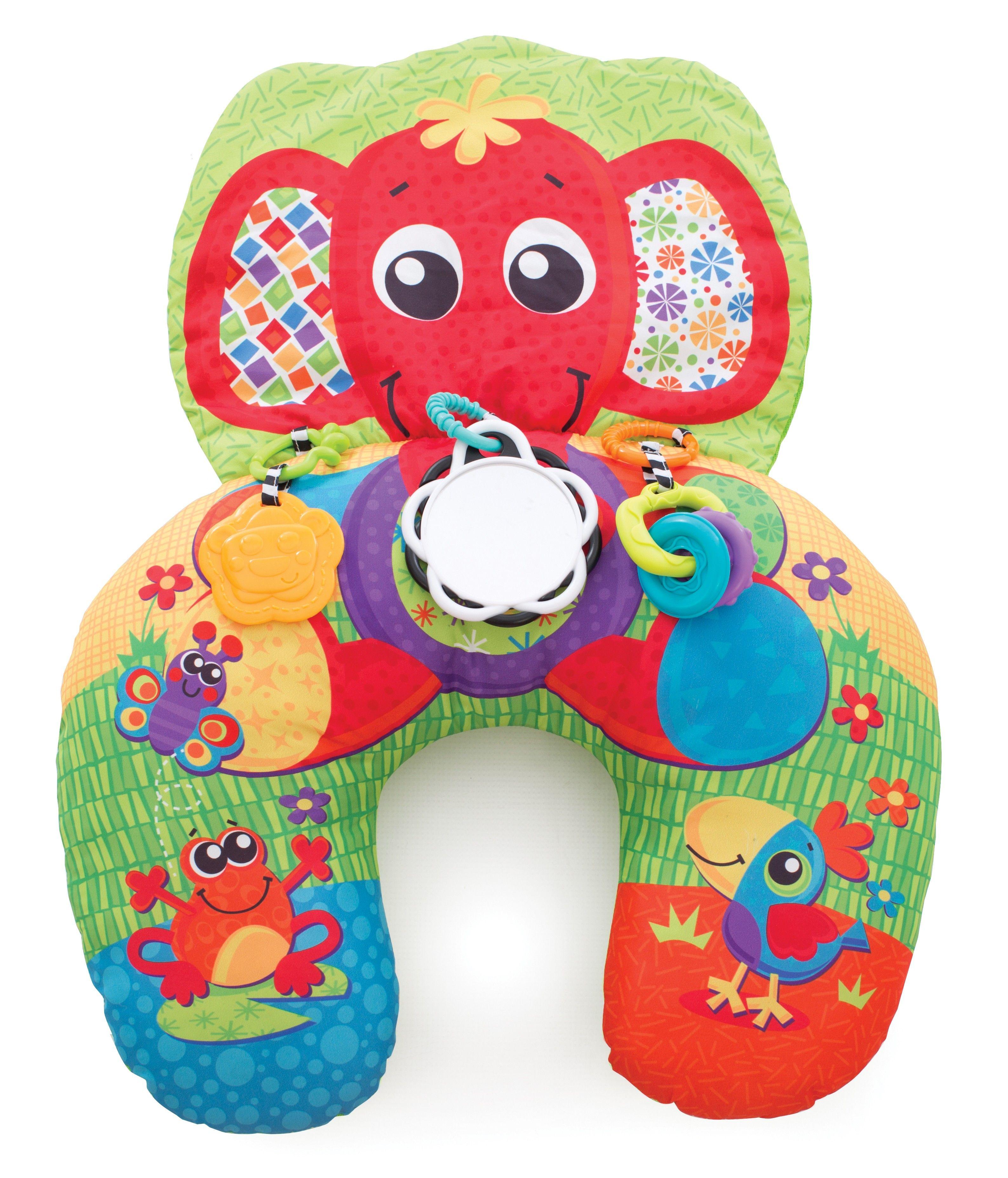 Image of   Aktivitetspude fra Playgro - Elephant Hugs