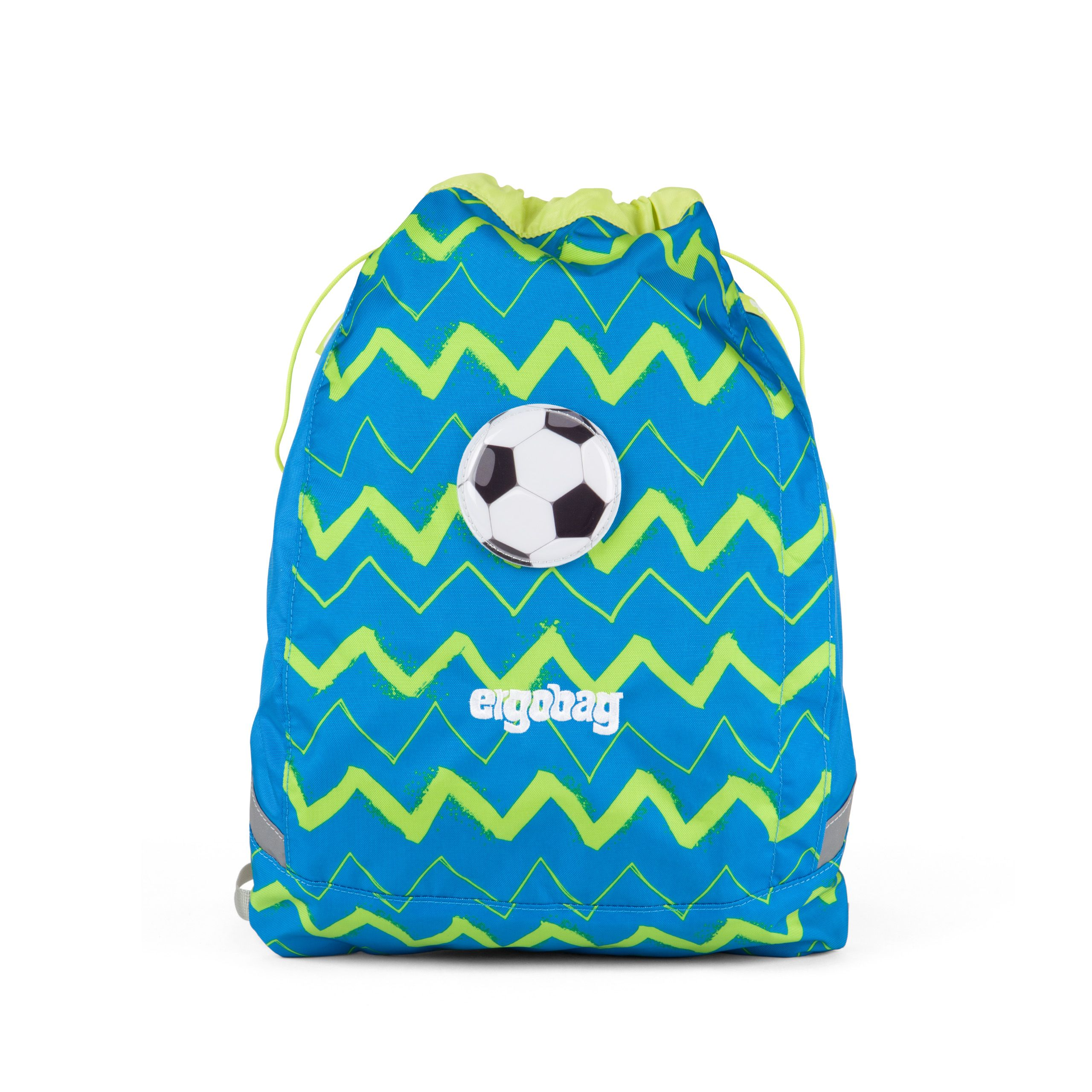 Image of Gym bag til Ergobag Cubo - LiBearo (ERG-CSP-001-9B7)