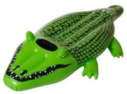 Crocodile Rider m. håndtag fra Fashy (165 cm)
