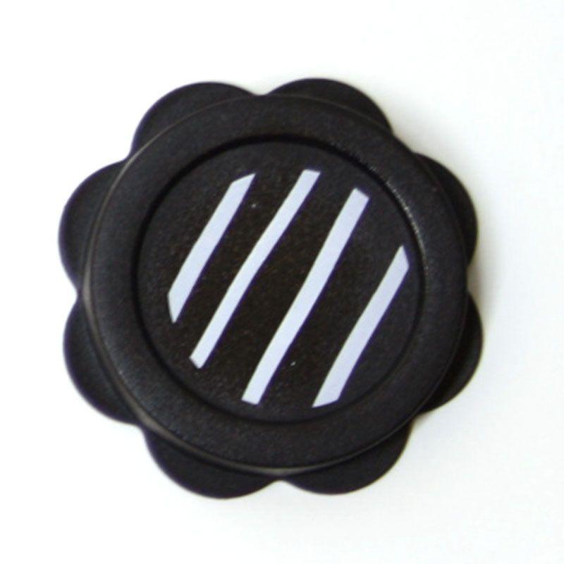 Image of Lidodido design Låg til babymad glas - Sort (4P_105422.4)