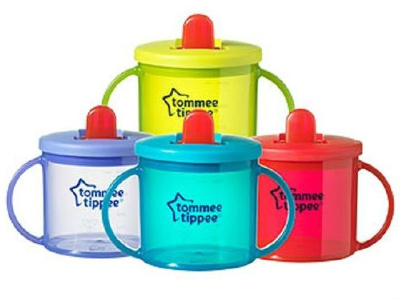 Image of   Tommee Tippee Essentials First Cup (4m+)