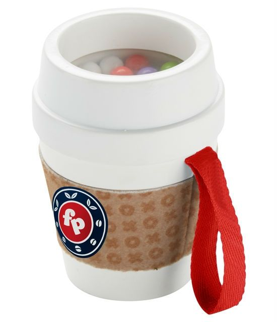 Image of Rangle og bidering fra Fisher Price - Coffee to go (FP-TOY31)