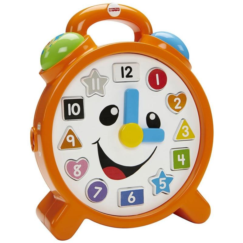 Counting Colors Clock fra Fisher-Price