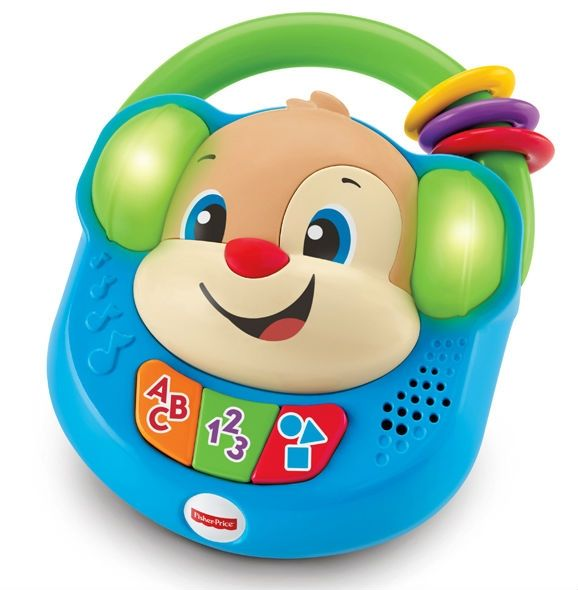 Image of   Laugh & Learn Music Player fra Fisher-Price (6-36m)