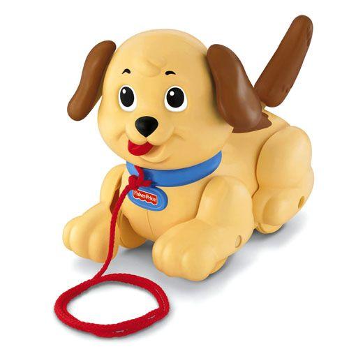 Image of   Lil Snoopy trækdyr fra Fisher-Price