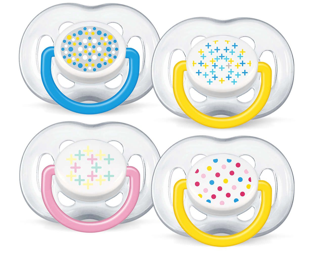 Image of   Sutter fra Philips AVENT - FreeFlow - Fashion (6-18m)