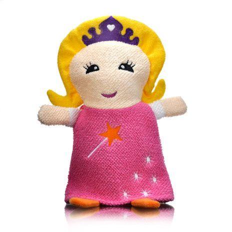 Image of Vaskehandske fra Star & Rose - Prinsesse (12BA505)