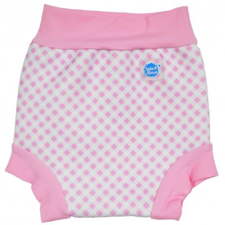 Image of   Blebadebukser fra Splash About - Classic - Pink Gingham