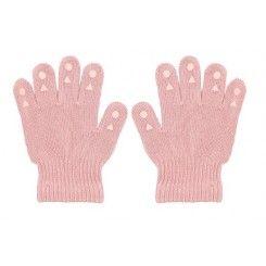 Image of Grip Gloves fingervanter fra GoBabyGo - Dusty Rose (GBGGGDR)