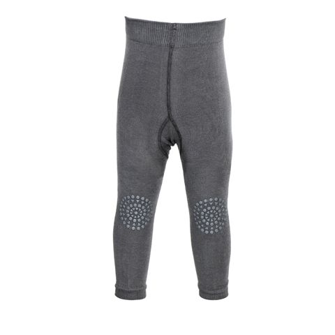 Image of   GoBabyGo kravleleggings (Oeko-tex) - Dark Gray