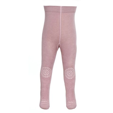 Image of   GoBabyGo kravlestrømpebukser (Oeko-tex) - Dusty Rose