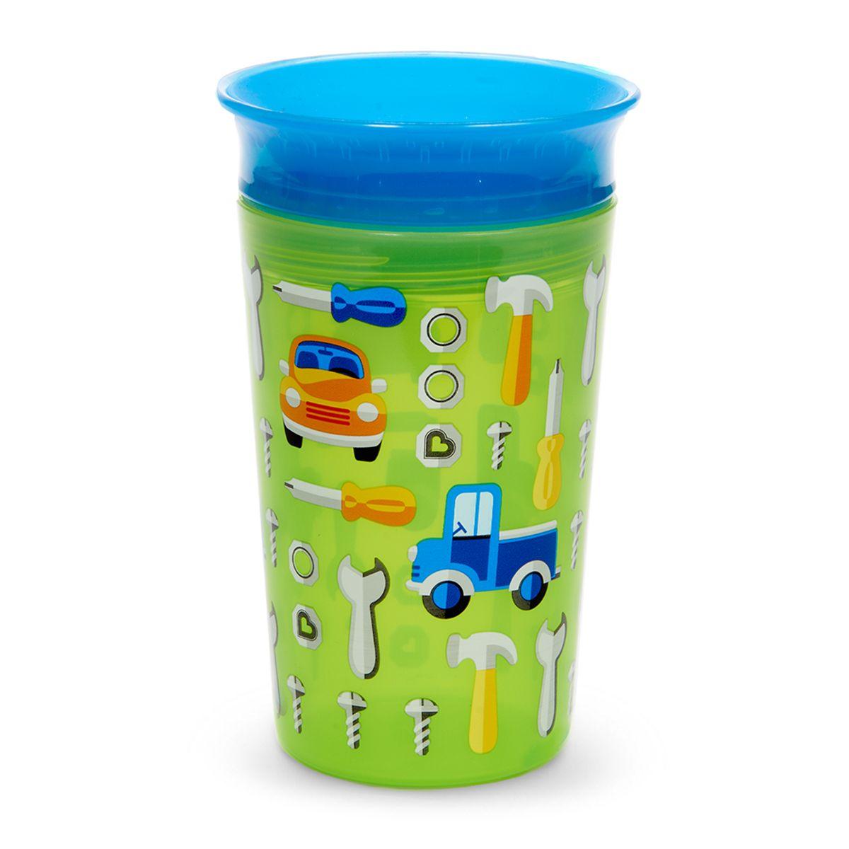 Image of   Drikketræner fra Munchkin -Spildfri Miracle 360 Sippy Cup- Tools