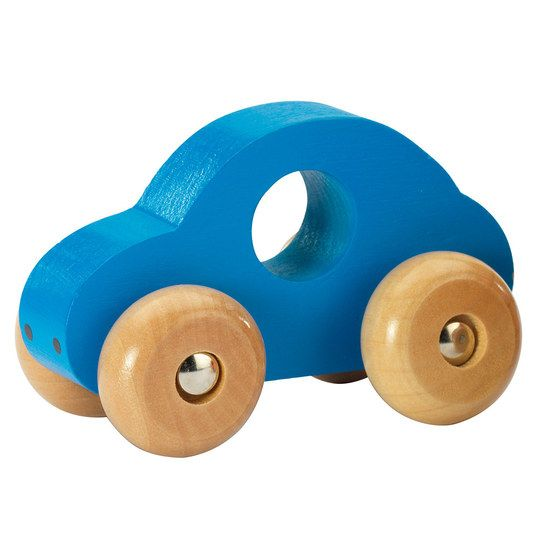 Image of   Bil i træ fra Fashy - My Wooden Toy Car