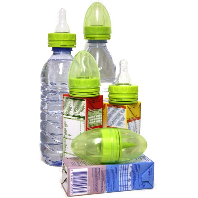 Image of   Chillipeeps - Suttehoved til kartoner og vandflasker (3+ mdr.)