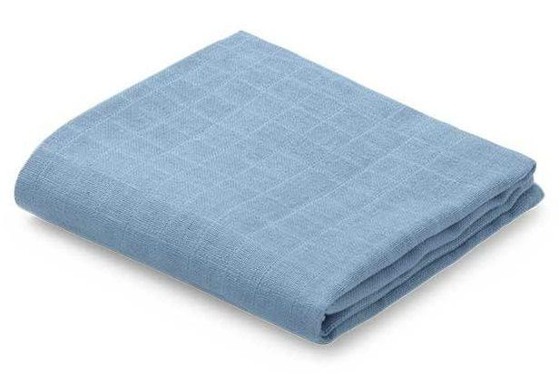 Image of   Stofble fra Liewood - Økologisk - Solid - Dusty Blue (1 stk)