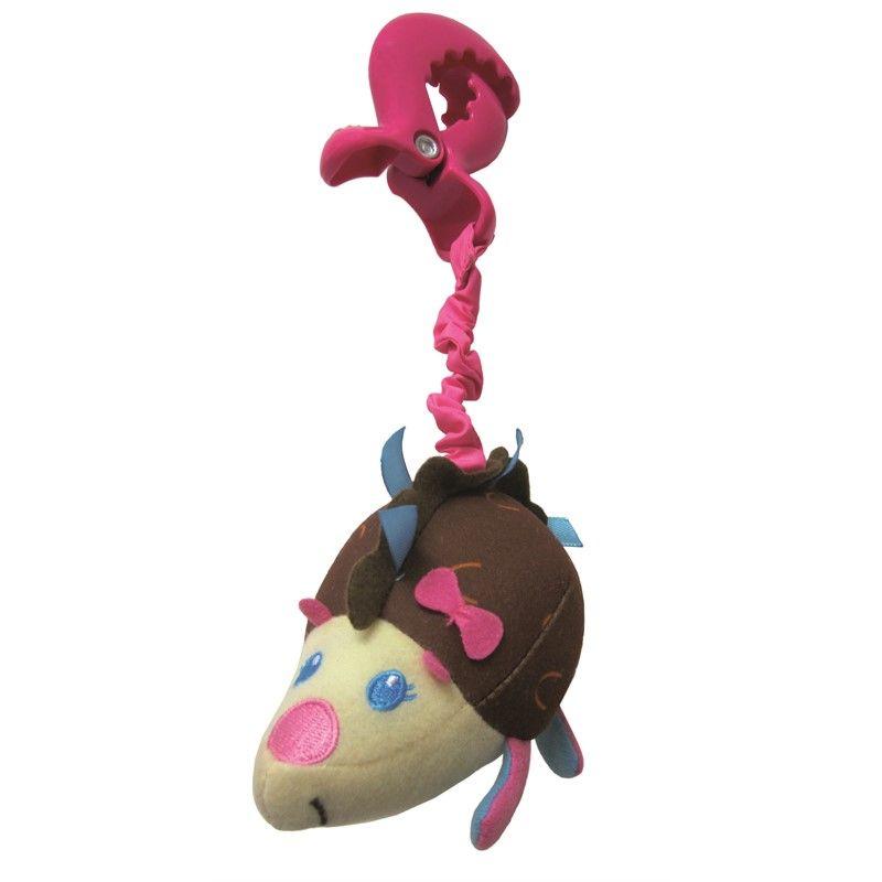 Image of   Legetøj til ophæng fra Tiny Love - Heidi Hedgehog