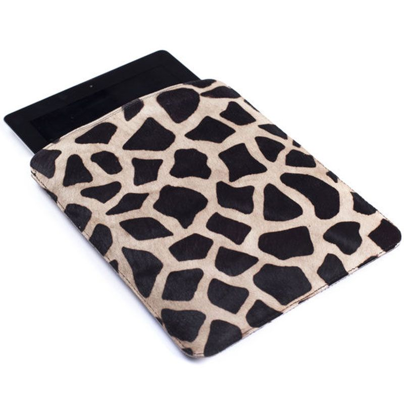 Image of iPad cover fra ByStroom - HERA - Giraffe (hear_giraffe)
