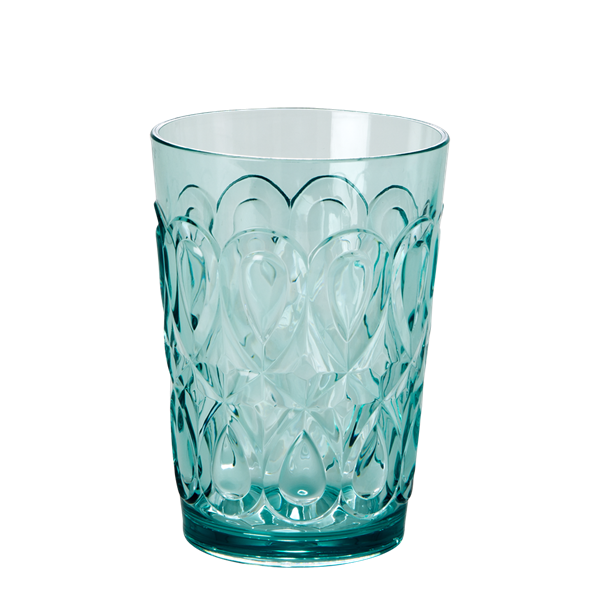 Image of Vintage drikkeglas i akryl fra Rice - Mint (HSGLC-SWMI)