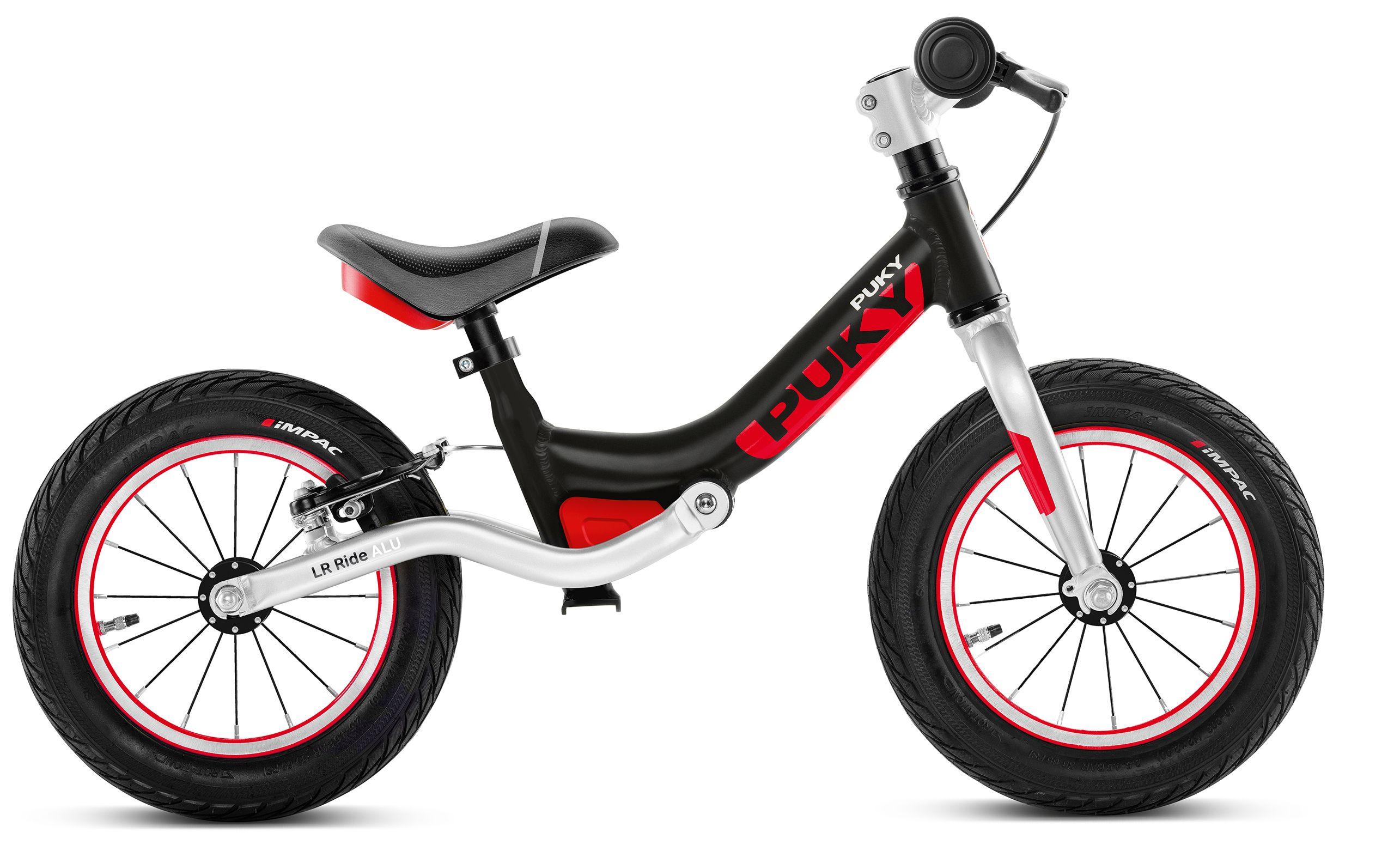 Løbecykel LR Ride Br fra Puky (Sort)