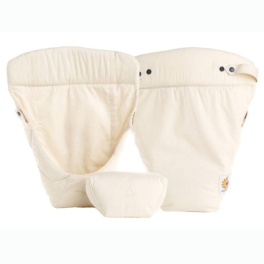 Image of   Baby indsats fra Ergobaby - Easy Snug - Soft Organic - Natur