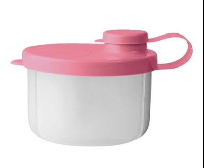 Image of Mælkepulver beholder fra Bambino - Blush (522906-blush)