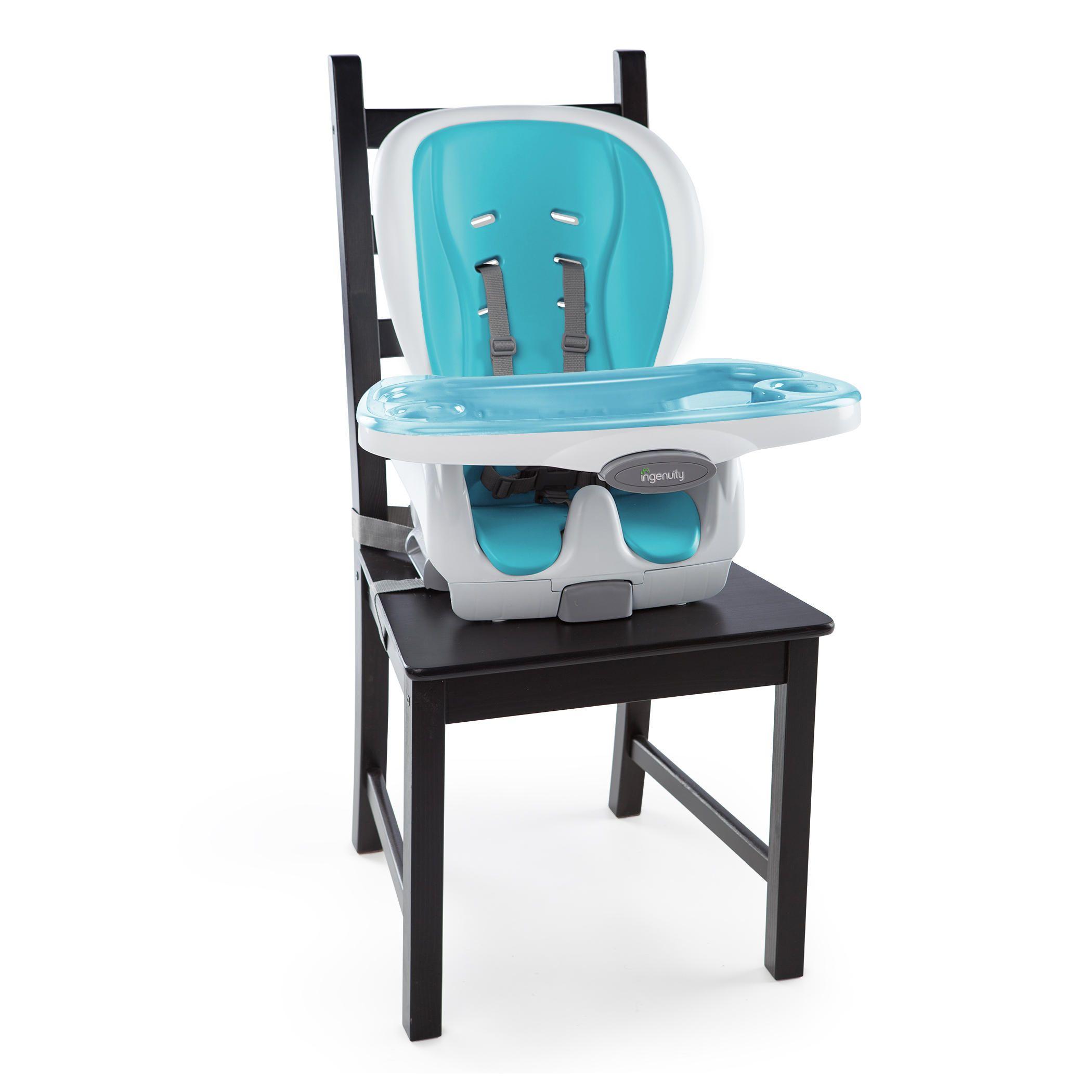 Image of Højstol og sæde 3-i-1 fra Ingenuity i (IN-10515)