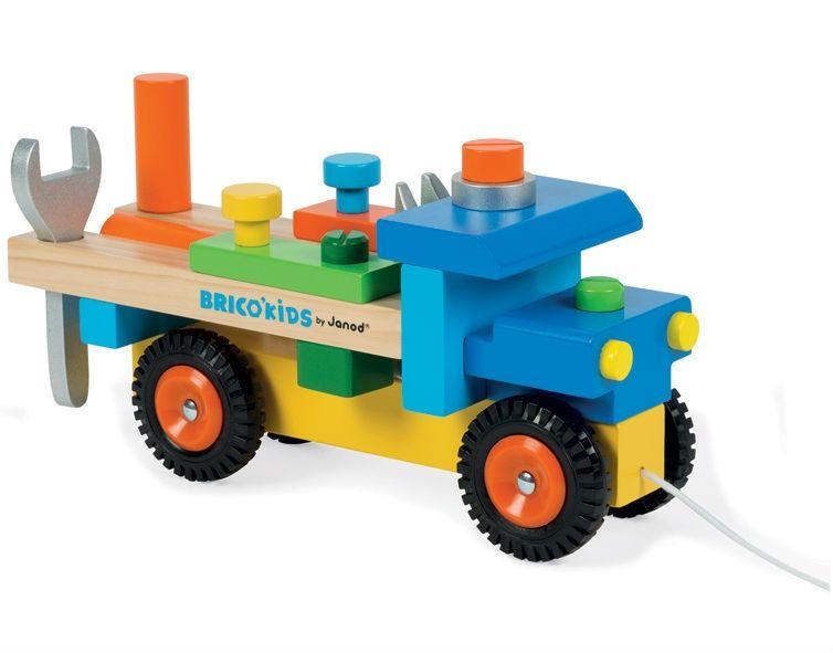 Image of DIY Truck fra Janod (JND-TOY17)