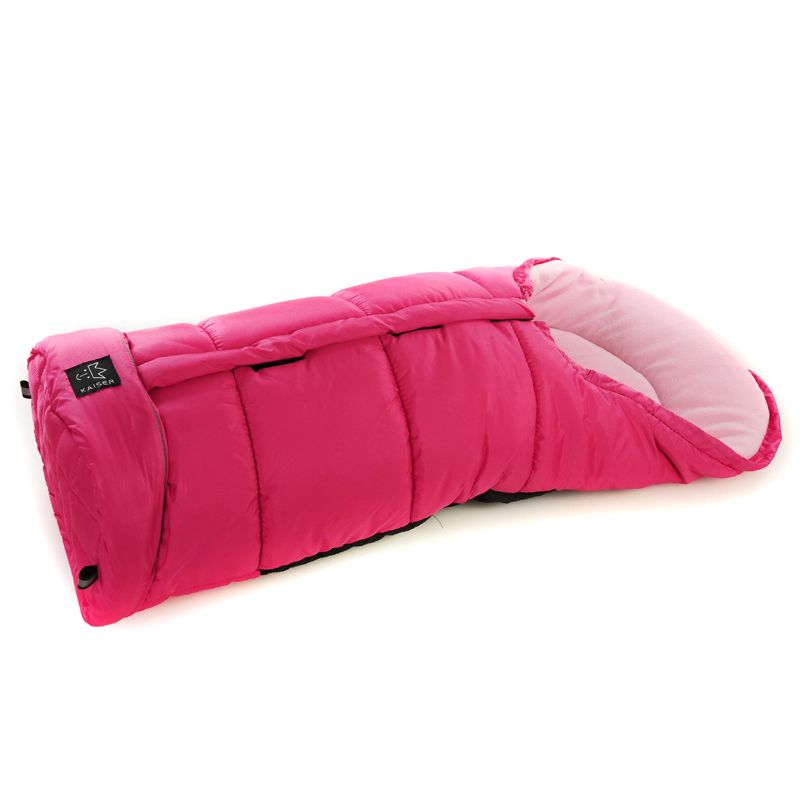 Kørepose fra Kaiser - Iglu Thermo Fleece - Pink
