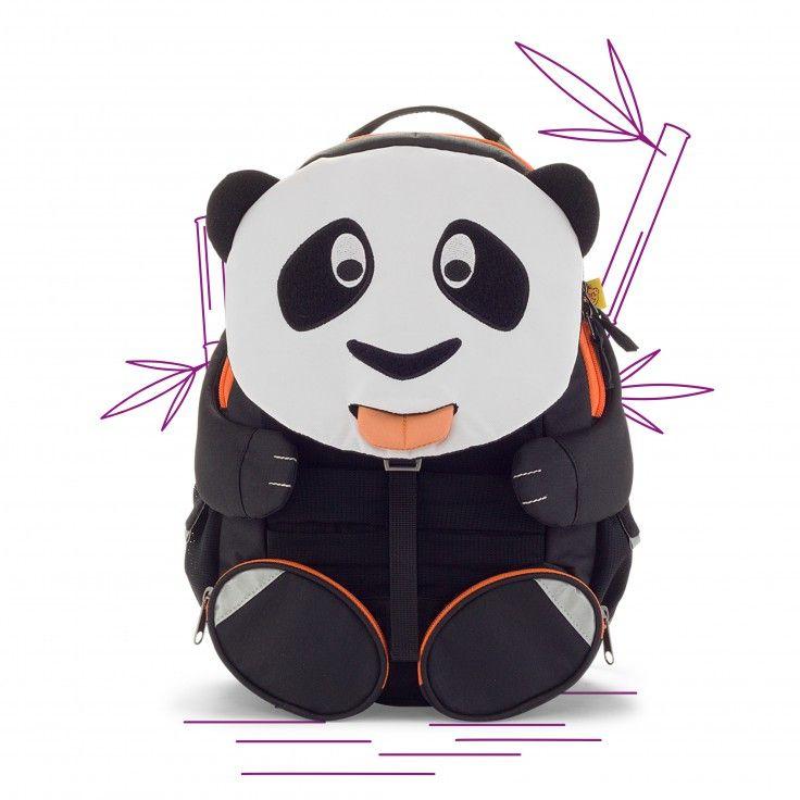 Image of Rygsæk fra Affenzahn - Børnehave - Pandaen Paul (AFZ-FAL-001-004)