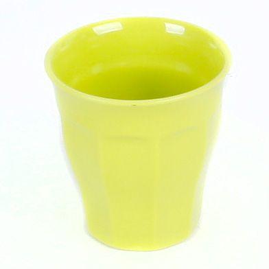 Image of   Krus i melamin - 0.25 liter - Lime