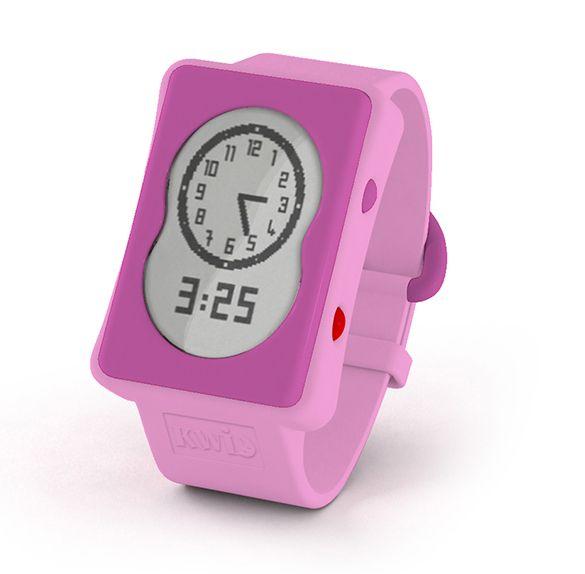 Image of   Armbåndsur fra Claessens - Kids Time Organizer - Pink