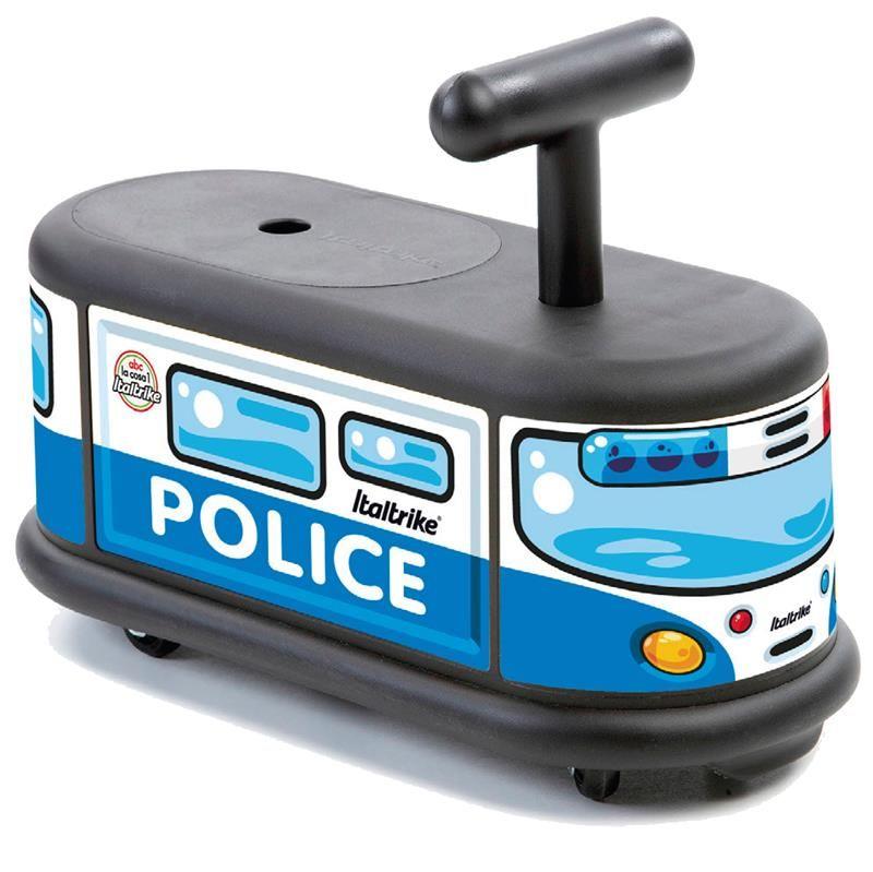 Italtrike – Gå-bil fra italtrike - la cosa politibil på babygear.dk