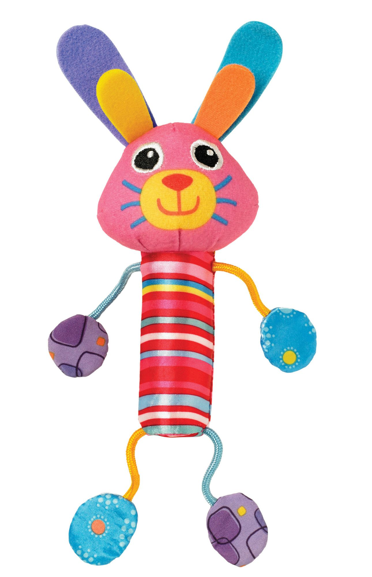 Image of   Lille rangle fra Lamaze - Cheery Chimes Bunny