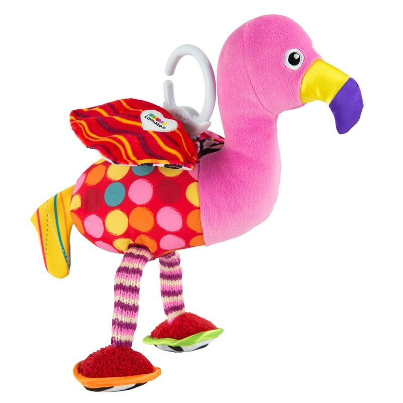 Image of Rangle fra Lamaze - Flapping Fiona (LAM-TOY43)