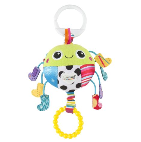 Image of Rangle fra Lamaze - Spider in Socks (BD_LAM-TOY33)