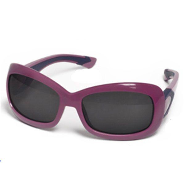 Real kids shades – Solbrille m. flex fit fra rks - breeze - fuchsia/lilla (4+) på babygear.dk