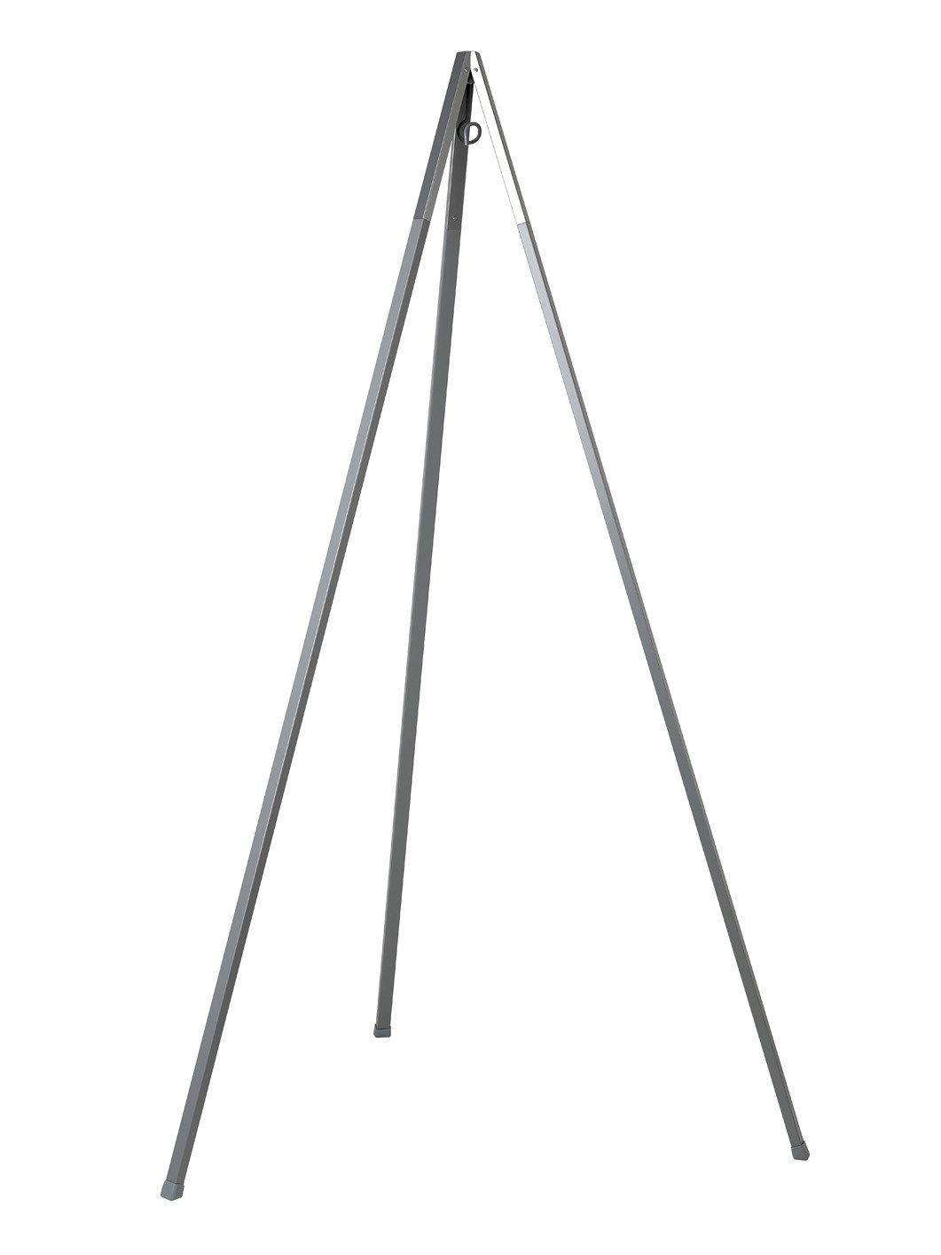 Image of Vugge stativ i alu fra Leander (Alu/grå) (105012-09)