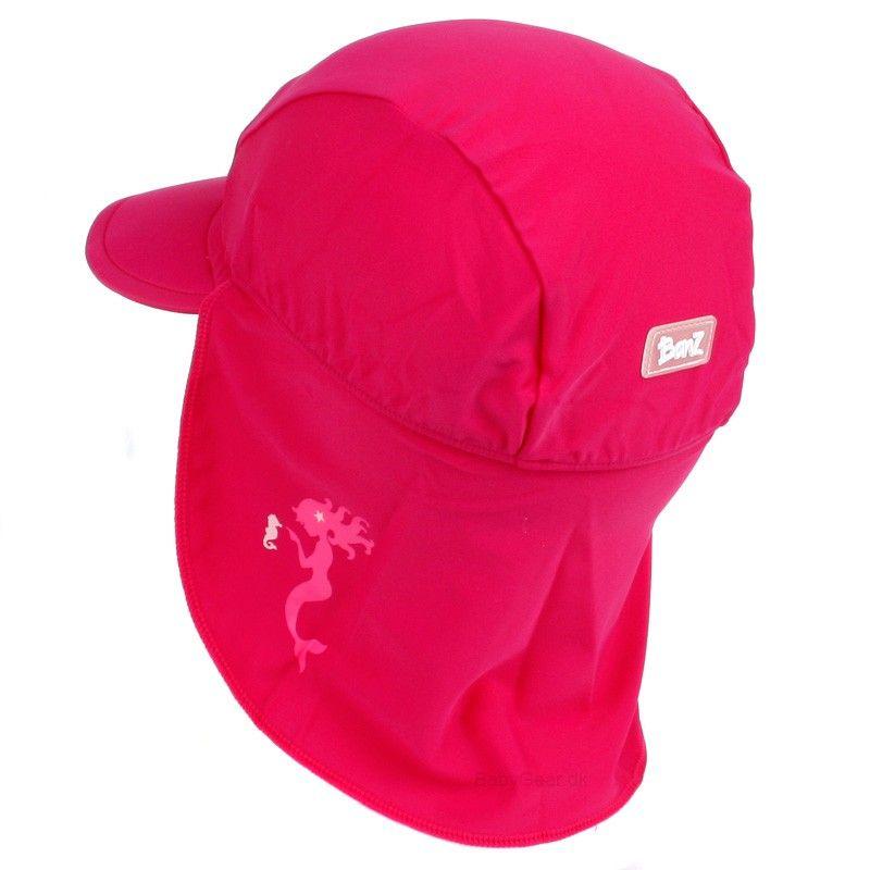 Image of   Legionærhat fra Baby Banz - Pink