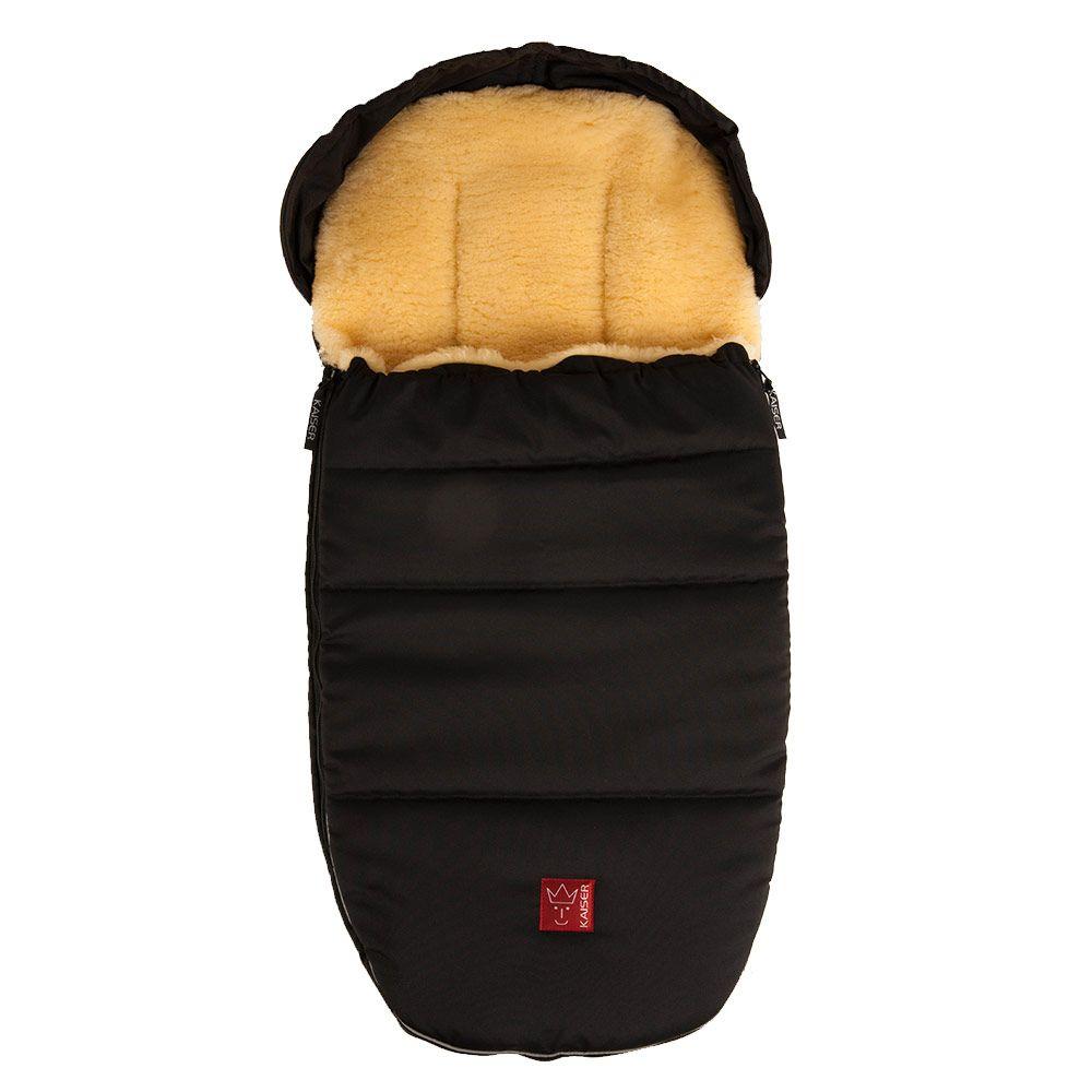 Superlight uld kørepose fra Kaiser - LENNY - Black