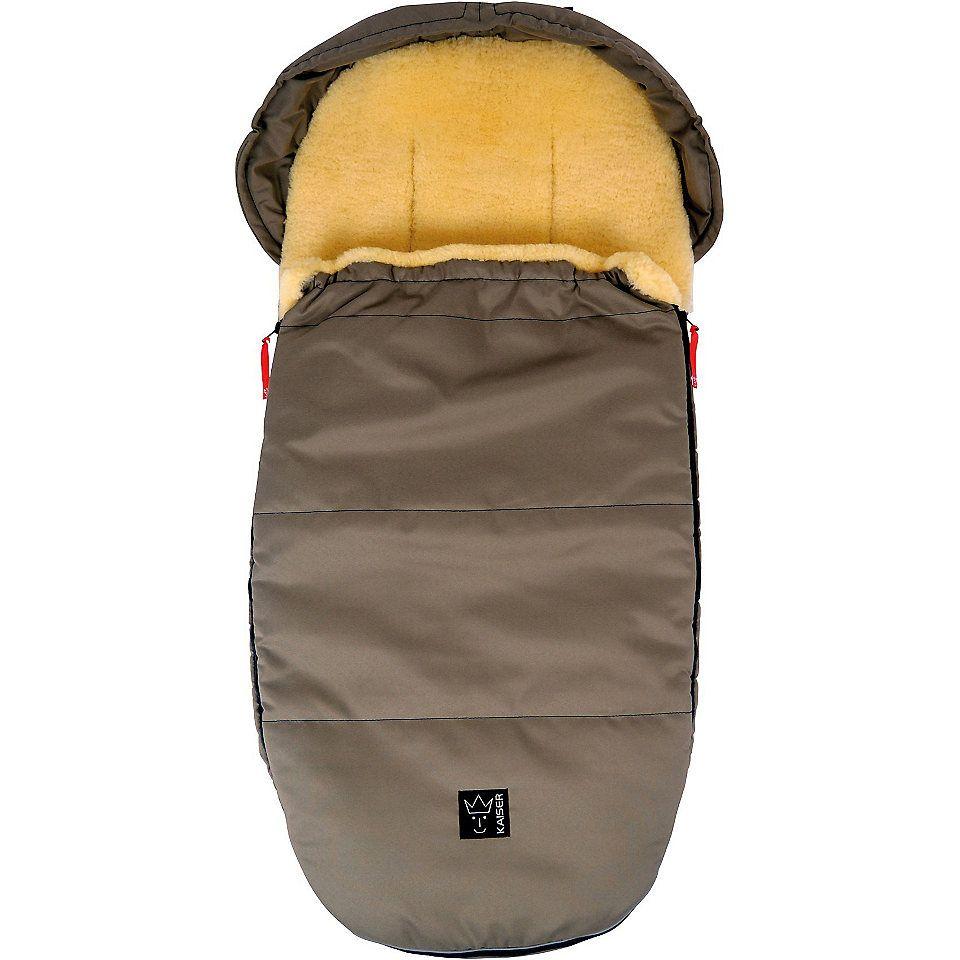Superlight uld kørepose fra Kaiser - LENNY - Mud