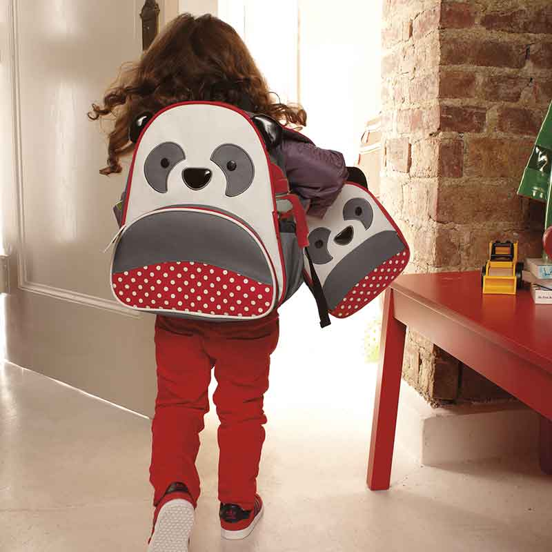 39e7fdab280 Skip Hop ZOO Pack Panda - Fri fragt - Køb Zoo Pack Rygsæk med Panda