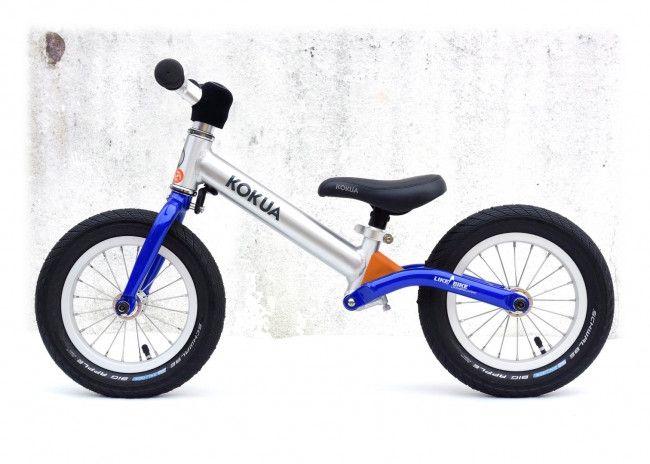 Løbecykel - Kokua likeAbike Jumper - Blå
