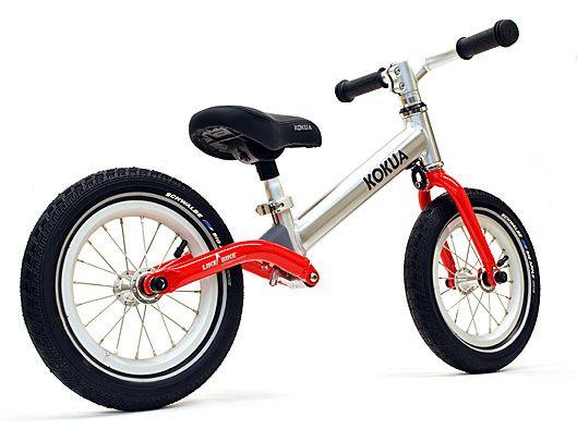 Løbecykel - Kokua LikeAbike Jumper - Rød
