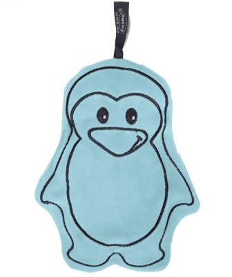Image of   Varmepude fra Fashy m. kirstebærsten - Pingvin